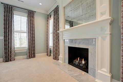 Fireplace Mantle Surrounds Interior 2000